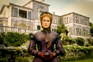The house has a fascinating history; it features prominently in the 1980s Hollywood film 'The French Lieutenant's Woman', starring Meryl Streep and Jeremy Irons.